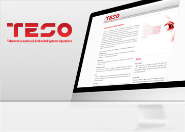 Website client Teso